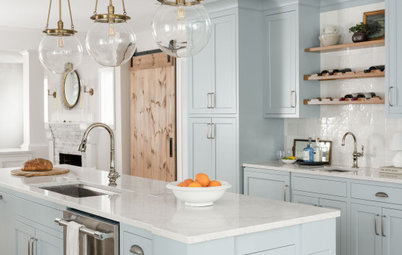 Kitchen of the Week: Addition Opens Up a Colonial