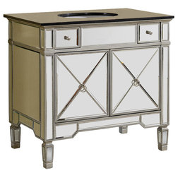 Cool Traditional Bathroom Vanities And Sink Consoles by Chans Furniture