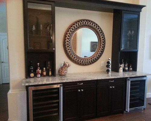 Custom Made Cabinets - Wine And Bar Cabinets