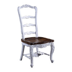 Side Chair Dining French Country Farmhouse