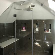 P&P Glass Showerscreens