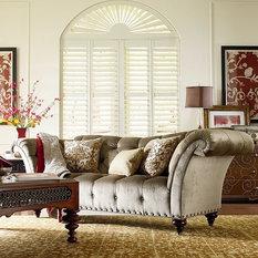 Thomasville Sofa Houzz - Thomasville leather sofas