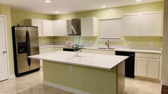 Jesse kitchen remodel