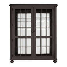 Shop Glass Display Cabinet on Houzz