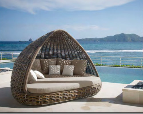 skyline design outdoor furniture. shade daybed from skyline design patio furniture and outdoor f