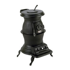 Vogelzang Railroad Potbelly Stove, 1500 sq. ft.