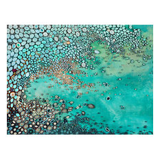 """Oceanic Lullaby"" Canvas Wall Art by Amy Genser, 60""x45"""