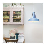Pendant Lamp Living 43 Blue