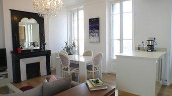 Rénovation appartement République