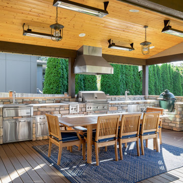 Kirkland Outdoor Kitchen