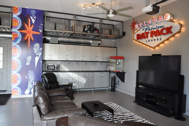 Man Cave Garage Must Haves : Why man caves are a must have