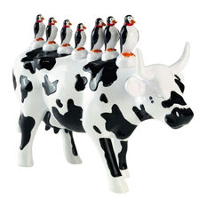 "Корова коллекц. ""Transporte Colletivo""     CowParade"