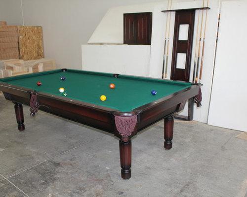 Michigan Made Custom Pool Tables