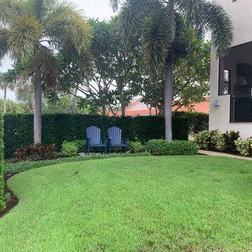 Landscape Design, Install, and Ongoing Upkeep Service | Bird Key, Sarasota, FL
