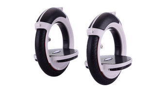 New Design Orbit Wheel Skates (black&white)