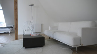 Loft Hamburg, Raumgestaltung/eigene Produkte
