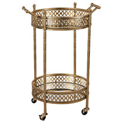 Traditional Bar Carts by GwG Outlet
