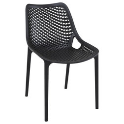 Midcentury Outdoor Dining Chairs by Compamia