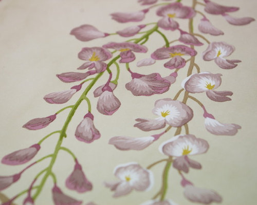 Colefax And Fowler Bapista Wallpaper Collection