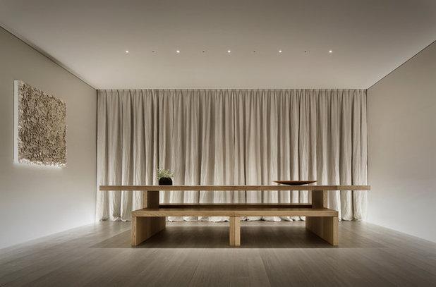 la mode inspire la d co zoom sur le gr ge invent par armani. Black Bedroom Furniture Sets. Home Design Ideas