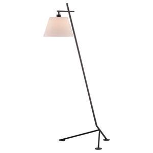 Currey and Company Kiowa - One Light Floor Lamp