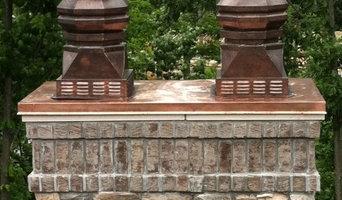 Tudor Copper Chimney Pots