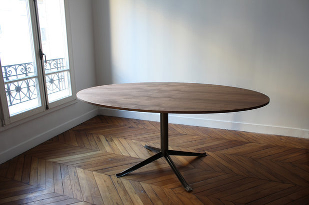 Moderne Table à manger by Alex de Rouvray Design