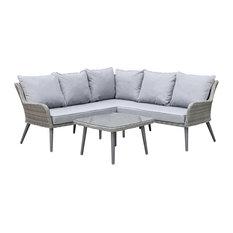 Florence Outdoor Corner Sofa Set