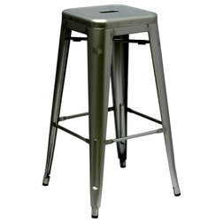 Industrial Outdoor Bar Stools And Counter Stools by BisonOffice