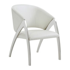 50 Most Popular Metal Dining Room Chairs For 2019 | Houzz