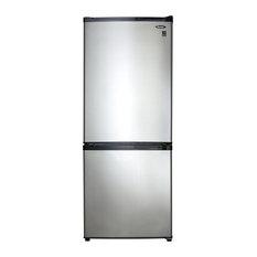 Danby Appliances - Refrigerator, Silver - Refrigerators
