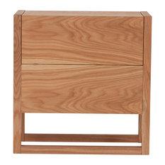 NewEst Drinks Cabinet, Oak