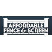 Foto de Affordable Fence & Screen Inc