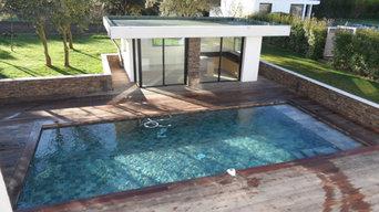 Construction d'une villa de 240m² avec piscine