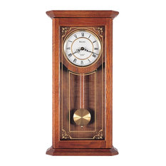 Most Popular Bulova Westminster Chiming Clock Houzz for 2018 Houzz