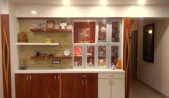 2bhk Apartment interior