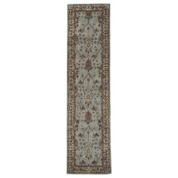 Traditional Hall And Stair Runners by EORC Eastern Rugs