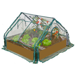 Contemporary Greenhouses by Frame It All(TM)