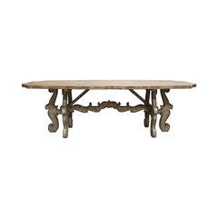 Featured Reviews Of Antique French Trestle Table