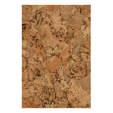 Acoustic Cork Wall Tiles, Set of 5, Desert