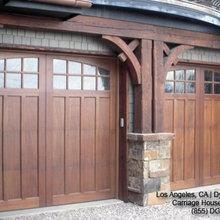 Rugby Street - Garage Doors