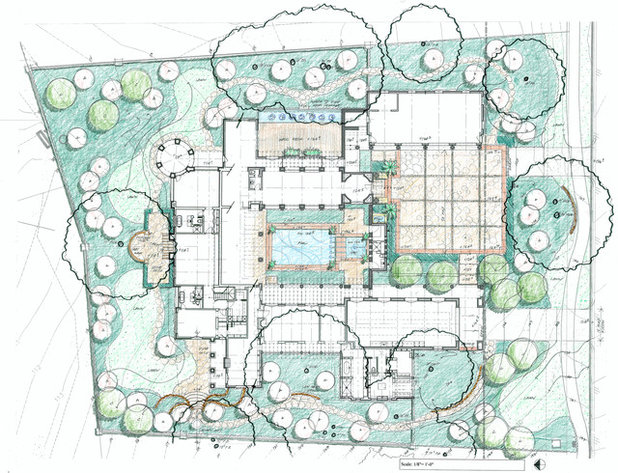 Understand your site plan for a better landscape design for Site plan design