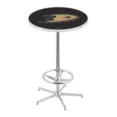 Anaheim Ducks Pub Table by Holland Bar Stool Company
