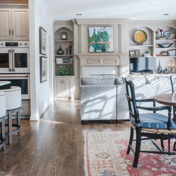2020   Landis Lakes - Breakfast Area & Hearth Room