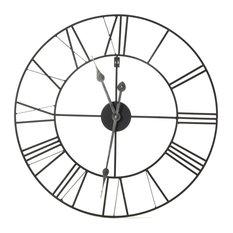 Alinéa - Myron Big Horloge murale 101.5 cm de diamètre - Horloge Murale