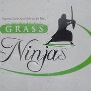 Foto de Grass Ninjas Lawn Care & Landscaping Inc.