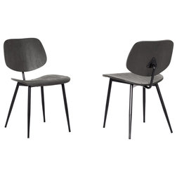 Industrial Dining Chairs by Armen Living
