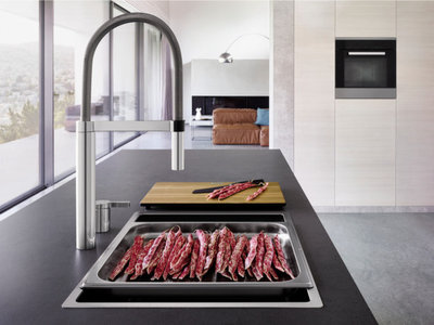 Modern Küche by BLANCO Deutschland