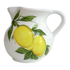 Italian Lemon Pitcher