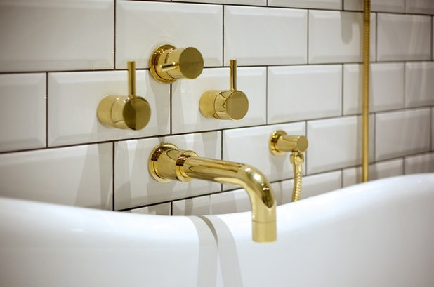 Traditional  by The Brighton Bathroom Company